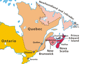 Image result for eastern canada